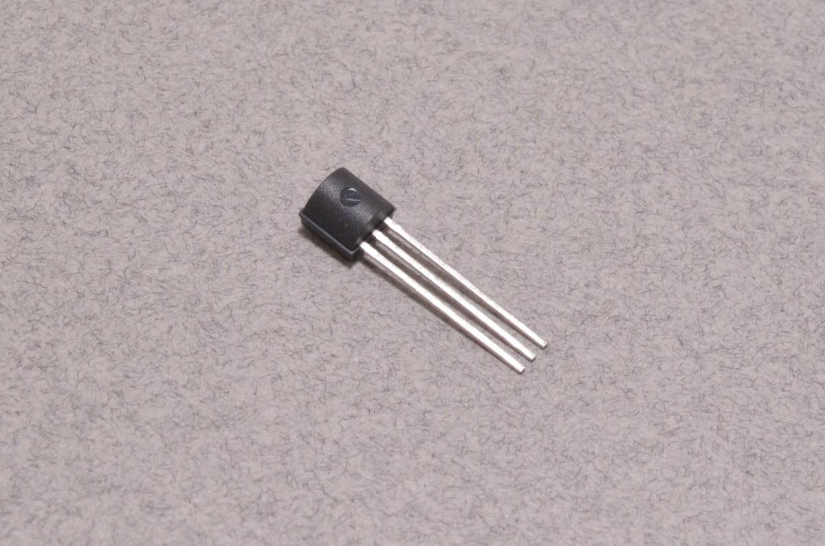 1 Wire Temperature Sensor - DS18B20 - BC Robotics