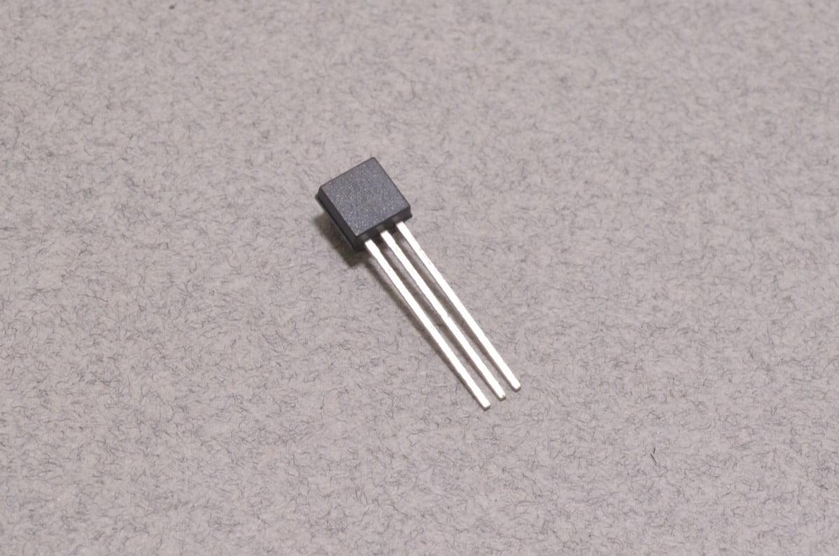 1 wire temperature sensor - ds18b20