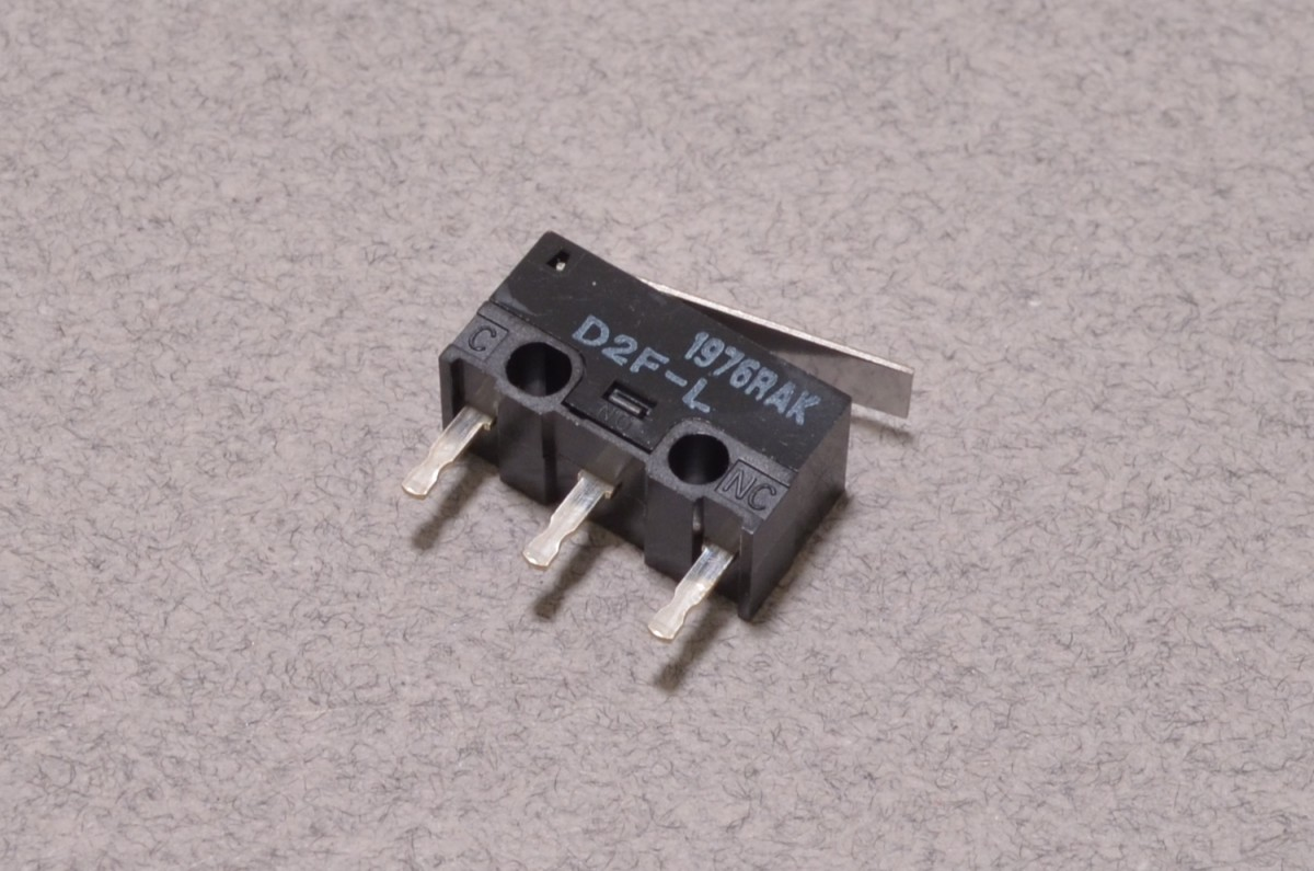 micro lever limit switch