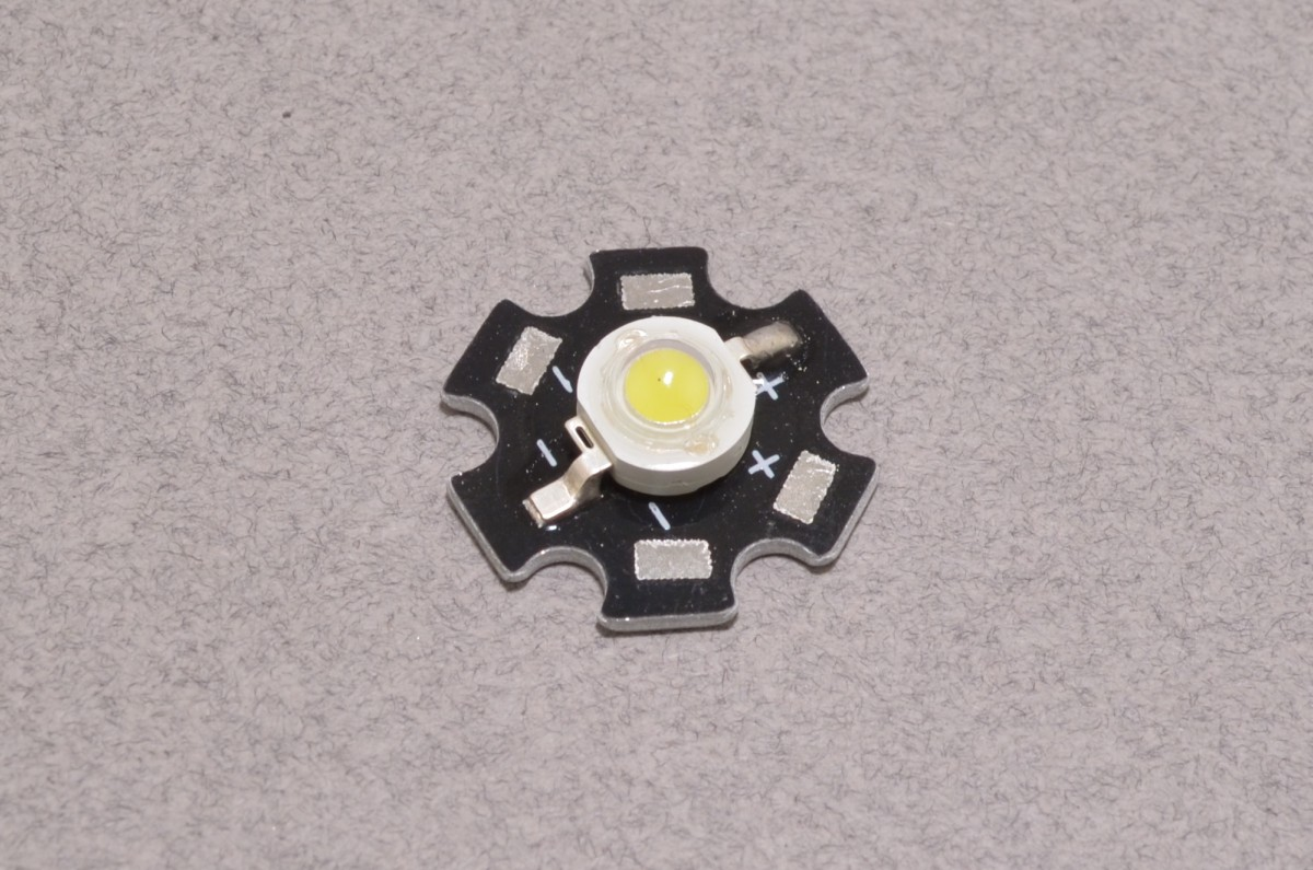 1 Watt Led White Bc Robotics