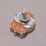 10K Panel Mount Potentiometer