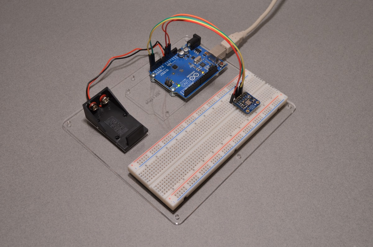 Controlling A Dc Motor With Arduino Bc Robotics Switches Also Flasher Relay Wiring Diagram Besides Ir Sensor Mounting Plate For