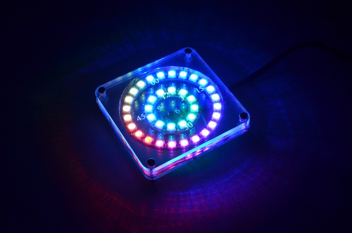 how to add neopixel library