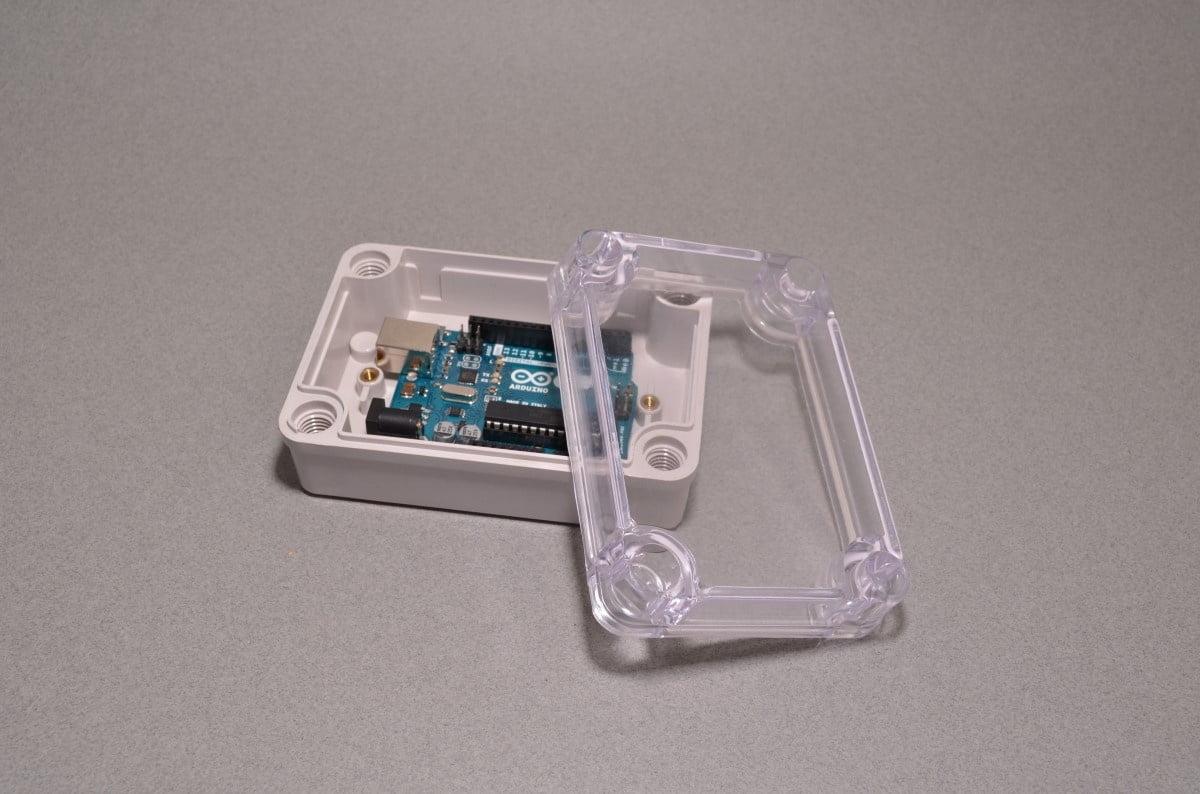 Small Plastic Project Enclosure Bc Robotics