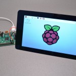 "Raspberry Pi 7"" Touchscreen"