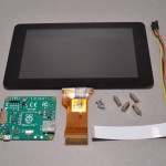 Raspberry Pi Touchscreen kit