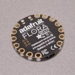 NeoPixel Ring - 12 RGB LED - BC Robotics
