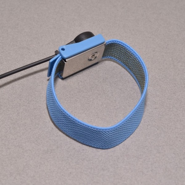 Anti-static wrist band