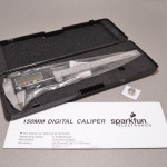 Digital Calipers with carrying case