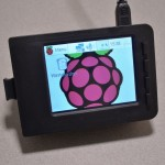 "Touchscreen cover for Adafruit Raspberry Pi 2.8"" Screen"