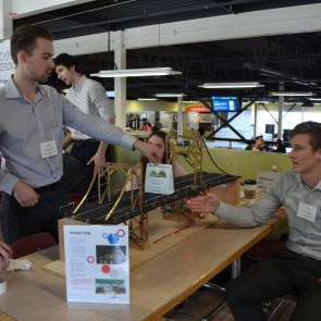 Arduino bridge project