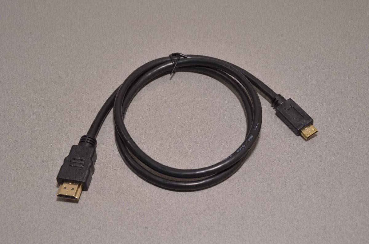 Premium Hdmi To Mini Hdmi Cable 3 Bc Robotics