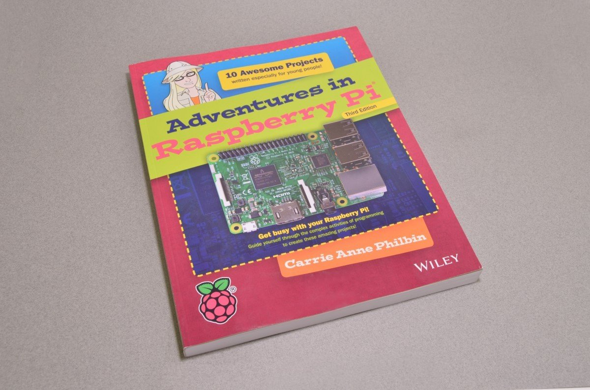 adventures in raspberry pi second edition pdf