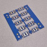 SMT Breakout PCB for 5050 LEDs