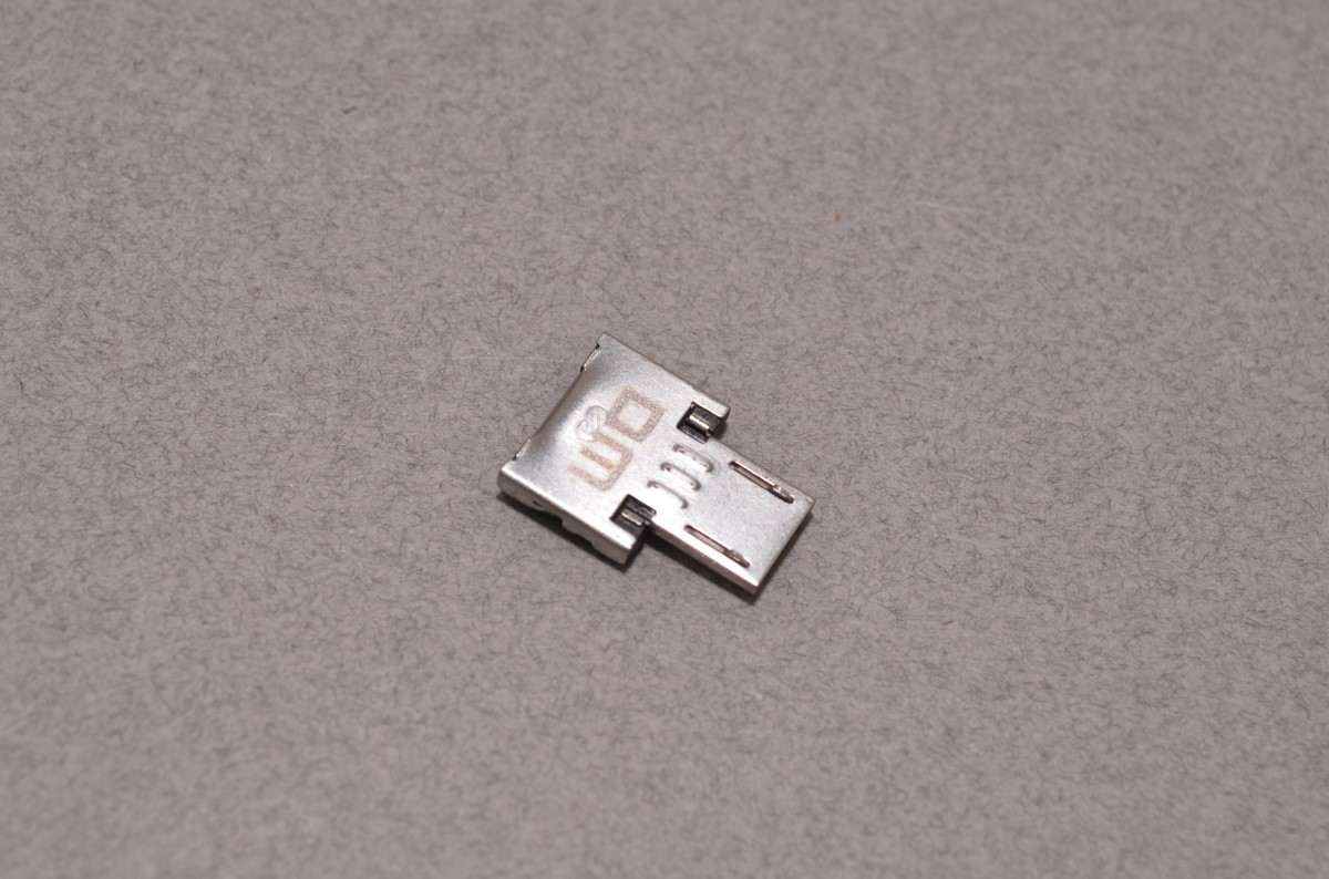tiny usb otg adapter - usb micro to usb