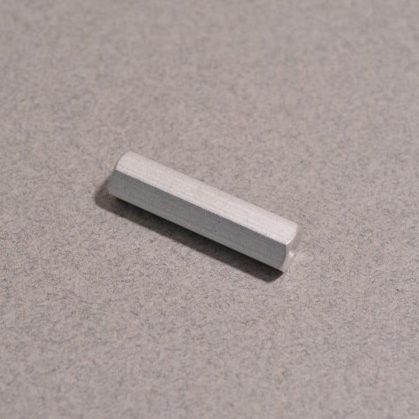 """4/40 x 1"""" Aluminum Standoff"""