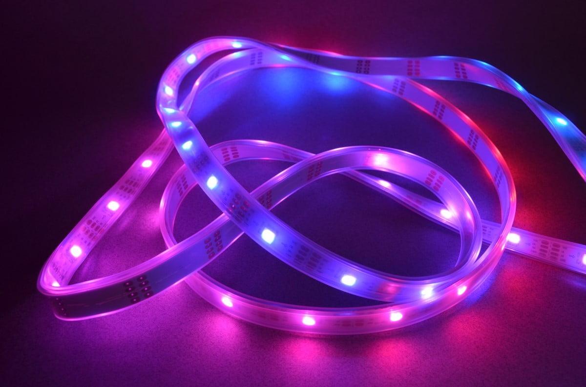 DotStar Digital LED Strip - 30 LED / Meter - BC Robotics
