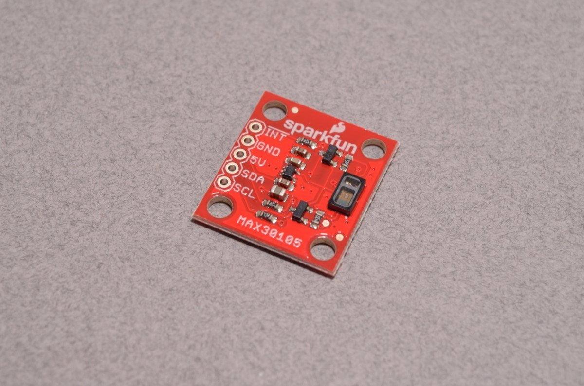 SparkFun Particle Sensor Breakout - MAX30105 - SEN-14045 - BC Robotics