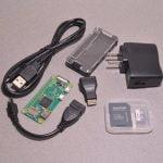Raspberry Pi Zero W Starter Kit