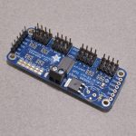 Adafruit 16 Channel Servo Breakout Board