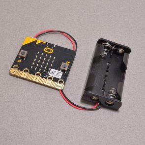 Battery Holder for BBC micro:bit