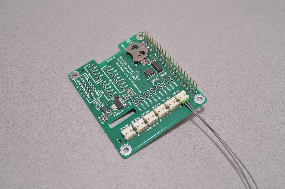 New Product Roundup October 22nd To 28th Bc Robotics Piezo Sounder Detection Circuit This Helps Interface A Louder Each Cable Is Approximately 15cm Long And Uses 28 Awg Wire These Are Not Intended Carry Significant Current But Ideal For Sensors Buttons