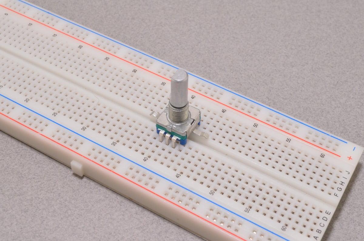 Rotary Encoder - Basic Digital Rotary Input - BC Robotics