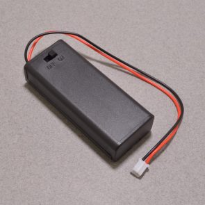 BBC micro:bit battery case with switch