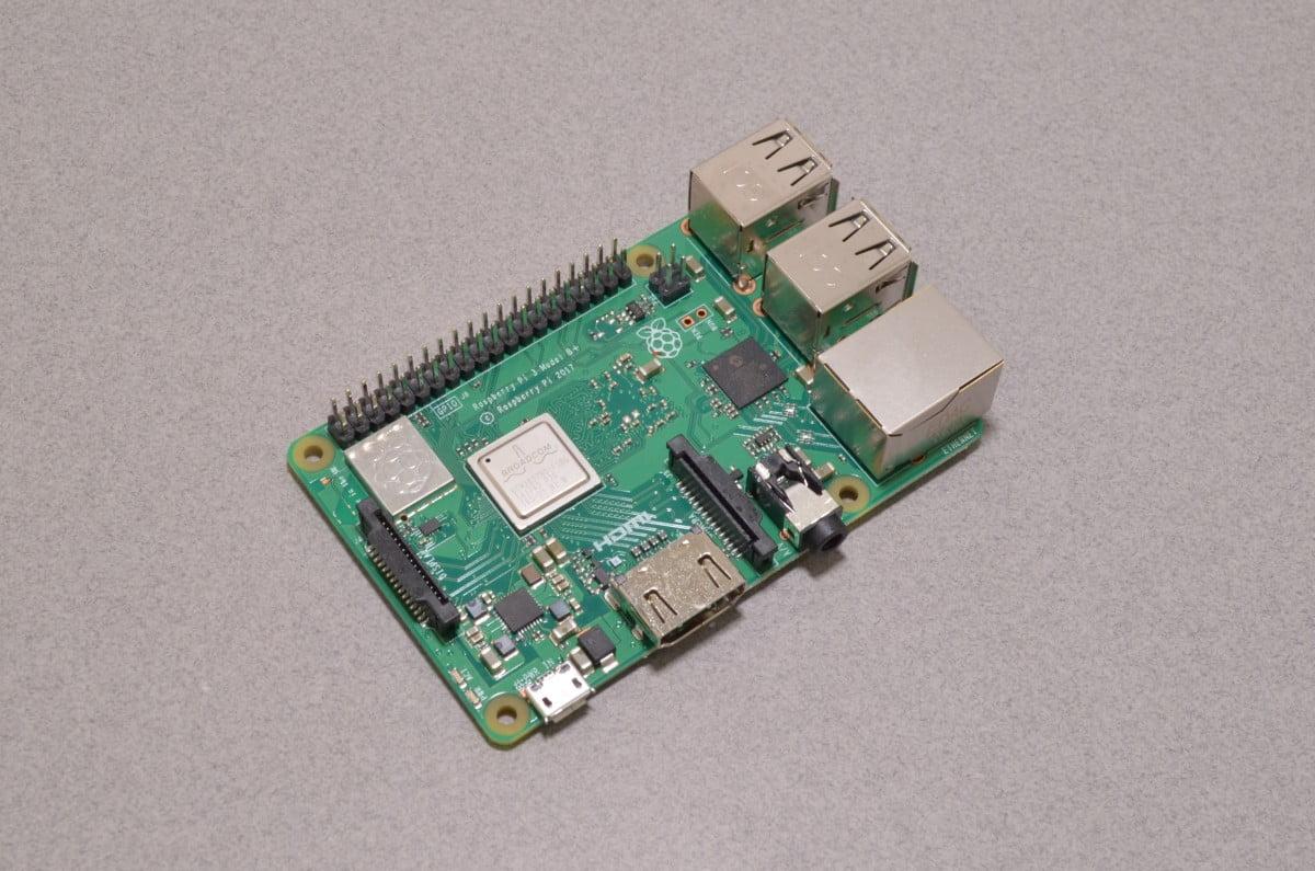 Raspberry Pi 3 Model B+ - Ships from Canada - BC Robotics