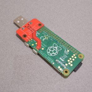 Pi Zero USB Stem