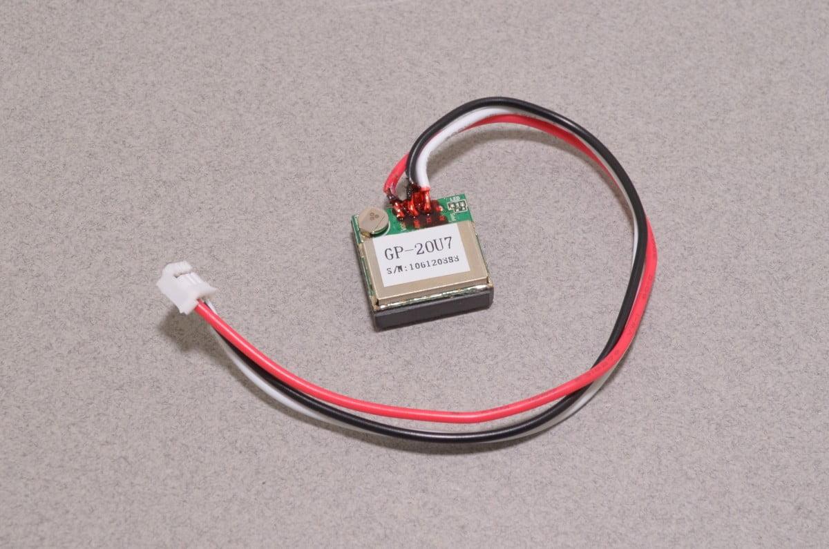 GPS Receiver - GP-20U7 (56 Channel) - SparkFun GPS-13740 - BC Robotics