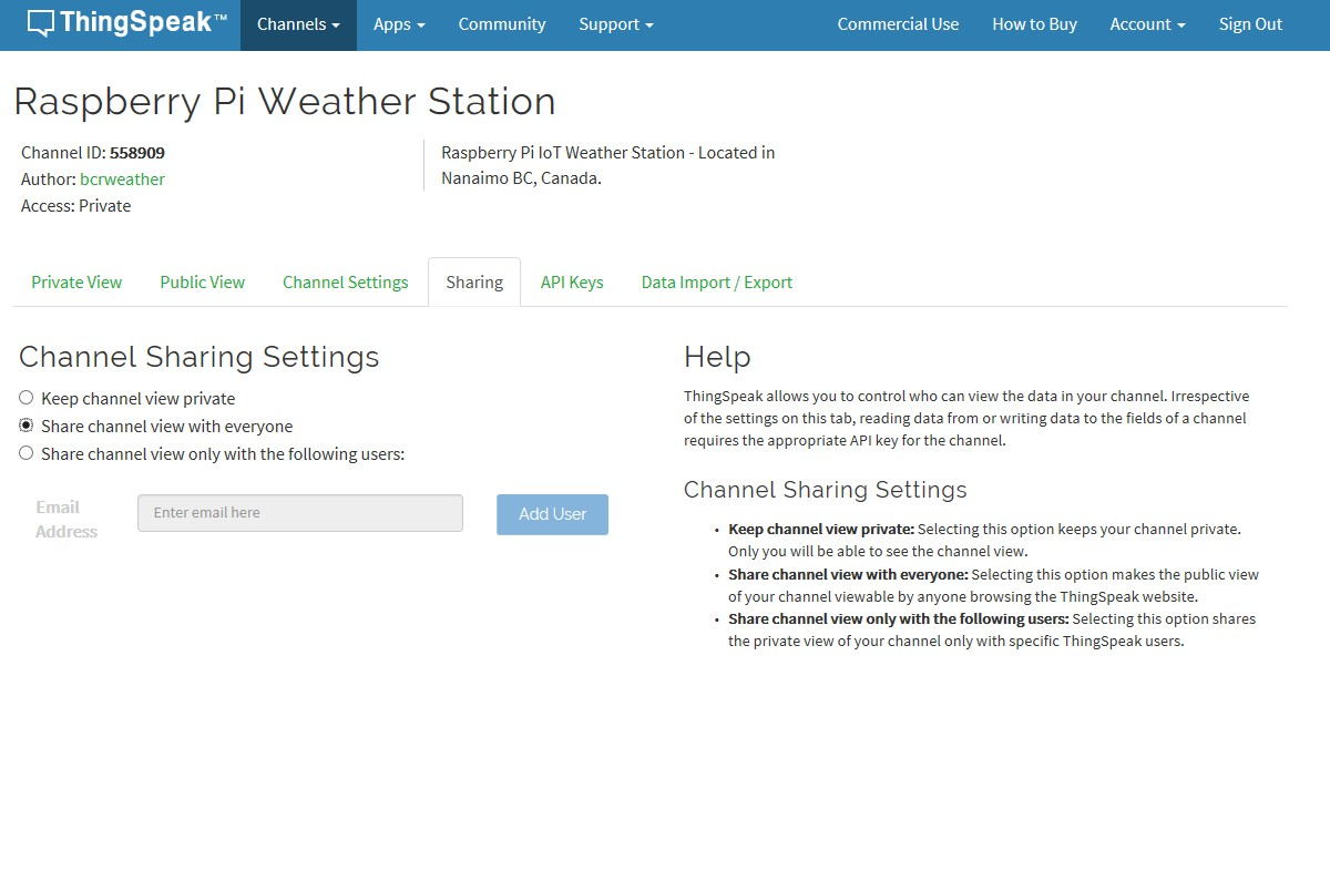 Raspberry Pi Weather Station – Part 3 - BC Robotics