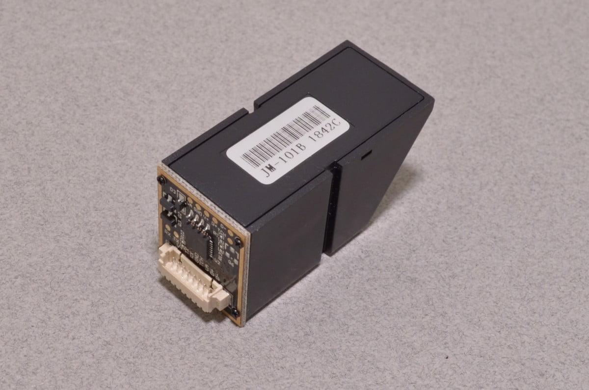 JM-101 Fingerprint Sensor - Serial Fingerprint Module - BC Robotics