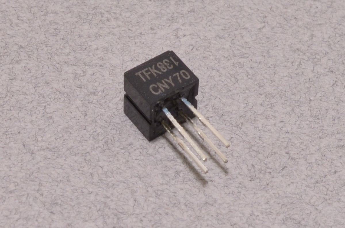 CNY70 Reflectance Sensor - For Arduino, Raspberry Pi - BC Robotics