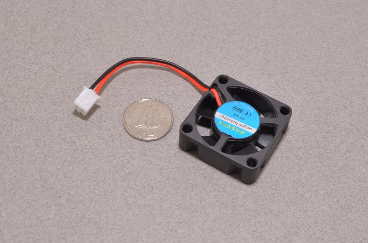 5V Brushless DC Cooling Fan - 30mm - BC Robotics