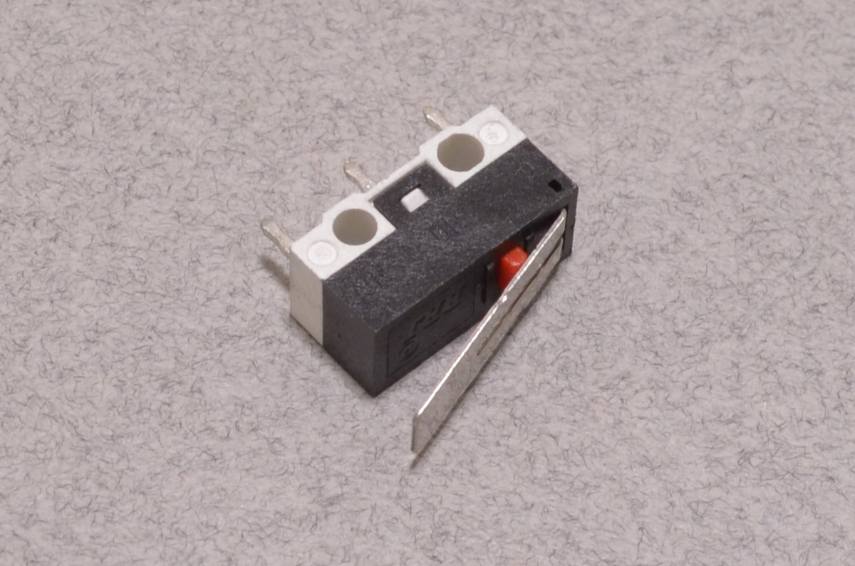 micro lever limit switch - 2a 125vac