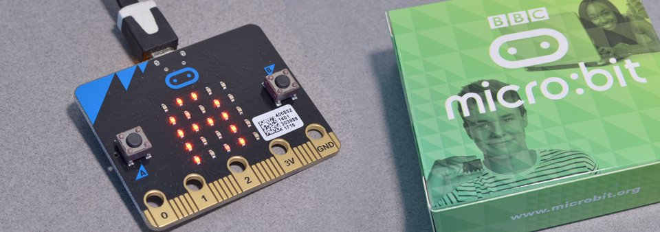 The BBC Micro:bit has arrived in Canada!